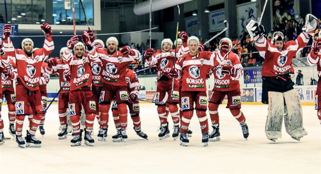 Ritten next up for Miskolc